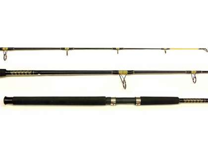 Pinnacle PTG661BWSM 1pc Big Water Spinning PowerTip Gold Fishing Rod