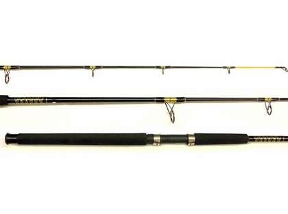 Pinnacle PTG662SPM 2pc Spinning PowerTip Gold Fishing Rod
