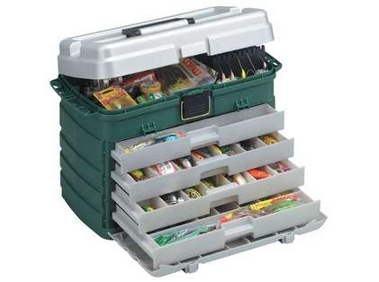 Plano 758-005 4 Drawer Tackle Box System