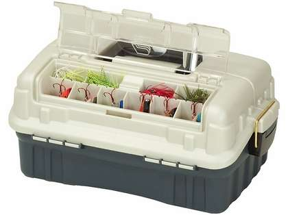 Plano 7602-00 FlipSider 2 Tray Tackle Box