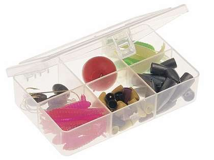 Plano Pocket StowAway Small 6 Compartment Box
