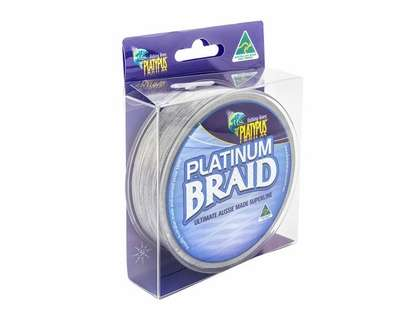 Platypus Platinum Braid Fishing Line - 5 lb
