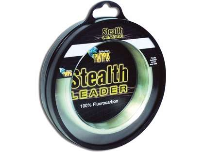Platypus Stealth Leader - Clear - 15 lb X 100 m