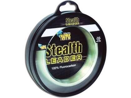 Platypus Stealth Leader - Clear - 20 lb X 100 m