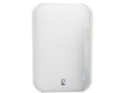 Poly-Planar MA905 Platinum Two-Way Panel Speaker Pair - White