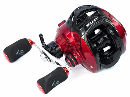 Favorite ABS100NGR Absolute Baitcasting Reel