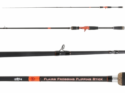 Favorite Flair's Balance Casting Rods