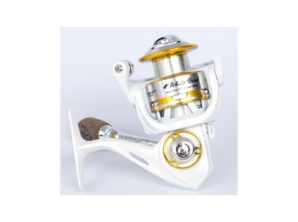 Favorite White Bird Spinning Reels