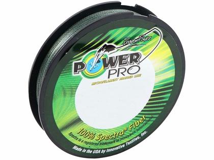 PowerPro Fishing Line Braided Spectra 30Lb 150Yds Green