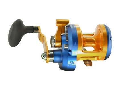 Qualia Q12HS Advanz High Speed Jigging Reel