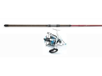 Quantum Cabo Spin Reel - St. Croix 12ft Avid Spin Rod Surf Combo