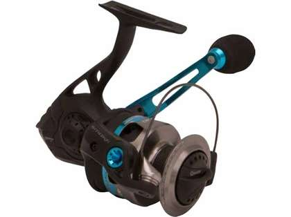 Quantum SL40XPTSA Smoke Inshore Speed Freak Spinning Reel