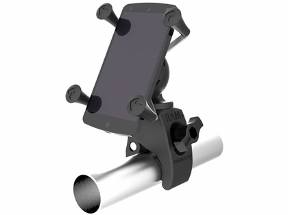 RAM Tough-Claw Mount w/ Universal X-Grip Phone Holder