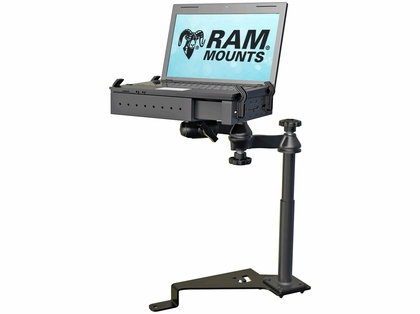 RAM No-Drill Vehicle Laptop Mount System - For 2015-2018 Ford F-150