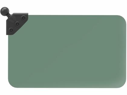 RAM Dark Green Sun Visor - 50% Tint