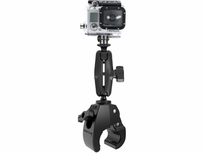 RAM Medium Tough-Claw Mount w/ Custom GoPro Hero Adapter