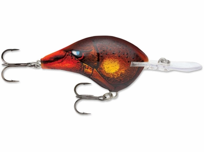 Rapala Dives To Crankbait Lures DT04 RUS Rusty