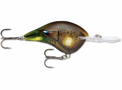 Rapala Dives To Crankbait Lures DT10 MSY Mossy