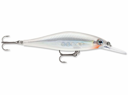 Rapala SDRSD09 Shadow Rap Deep Shad Lure Ghost
