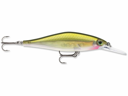 Rapala SDRSD09 Shadow Rap Deep Shad Lure Olive Green