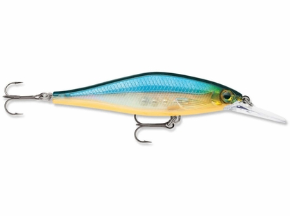 Rapala SDRSD09 Shadow Rap Deep Shad Lure Blue Ghost