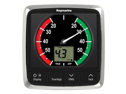 Raymarine I60 Wind Display Analog Close-Hauled