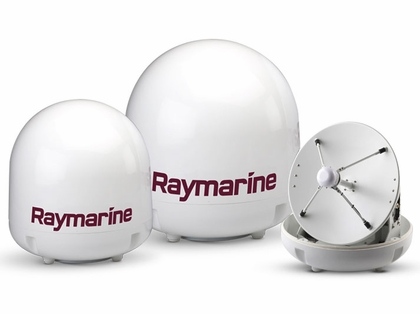 Raymarine Satellite TV Systems