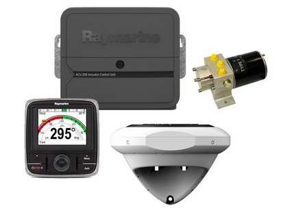 Raymarine Power Hydraulic Evolution Autopilot