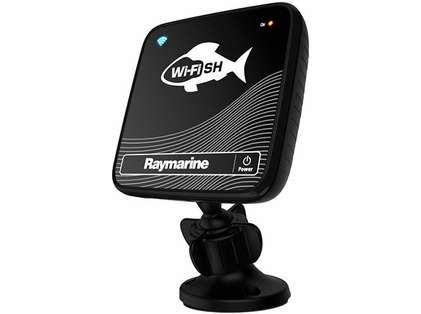 Raymarine Wi-Fish w/ TM Transducer Wi-Fi CHIRP DownVision Sonar