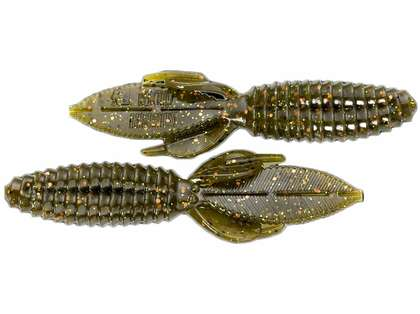 Reaction Innovations Smallie Beaver  - Green Goby