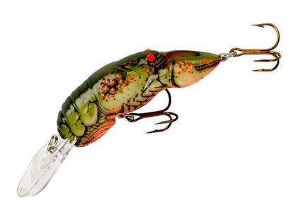 Rebel F76 Wee Crawfish 2in Crankbait