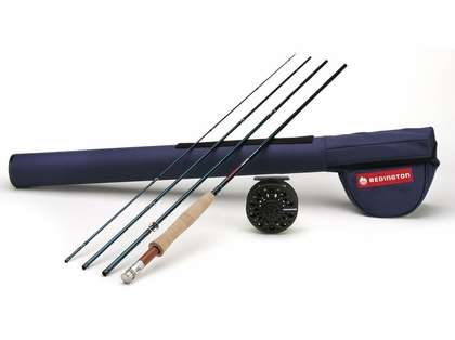 Redington 5-5001K-590-2 Crosswater Rod & Reel Combo