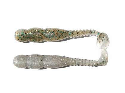 Reins Fat Rockvibe Shad Lure 3.25in Baby Gill