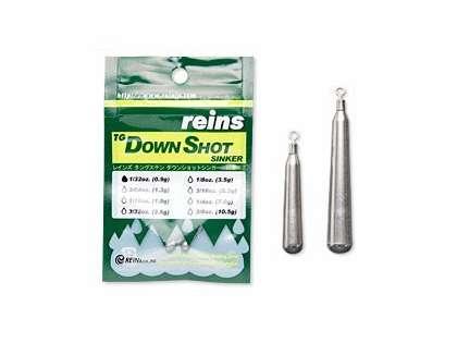 Reins TG Drop Shot Sinker Slim - Heavy Weight