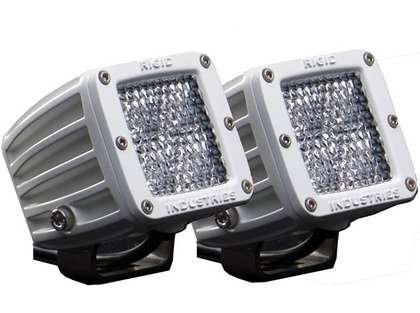 Rigid Industries 60251 Marine Dually Surface Mount Diffused Pair