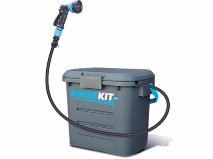 RinseKit Plus Portable Shower - 2 Gallon