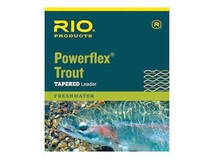 Rio 6-24605 Powerflex Knotless Trout Leader