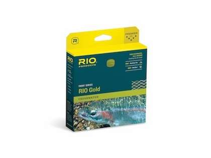 Rio Gold 6-21230 Trout Series Freshwater Fly Line WF6F
