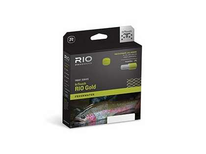Rio Trout Series InTouch Gold Freshwater Fly Line
