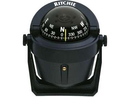 Ritchie B-51-CLM Explorer Compass - Bracket Mount - Black