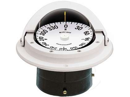 Ritchie F-82W Voyager Flush Mount Compass