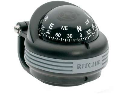 Ritchie TR-31 Trek Bracket Mount Compass