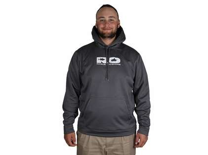 Rogue Offshore Performance Hoodie Charcoal