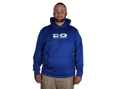 Rogue Offshore Performance Hoodie Cobalt
