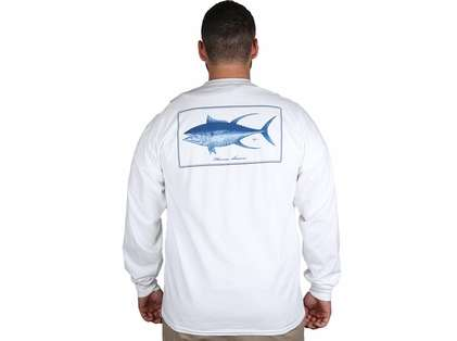 Rogue Offshore Thunnus Albacares Yellowfin Tuna Long Sleeve Shirt