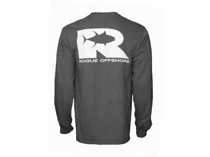 507ef14b840 Rogue Offshore Tuna Logo Long Sleeve T-Shirts | TackleDirect