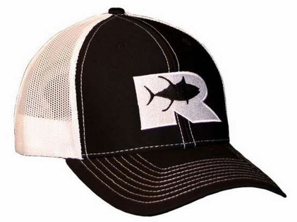 Rogue Offshore Tuna Logo Trucker Hat  8b538935323