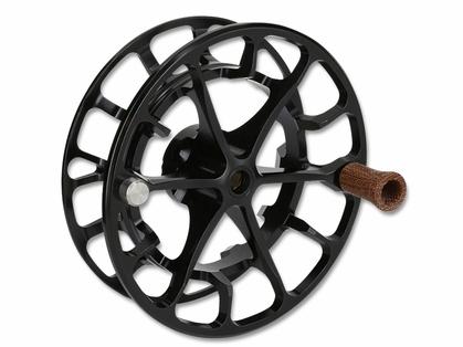 Ross Evolution LTX Fly Spool - 5/6 - Black