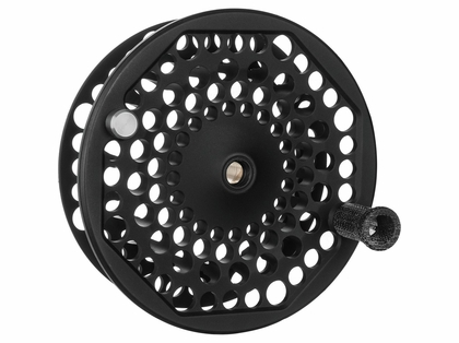 Ross Gunnison Fly Spool - 4/5 - Matte Black