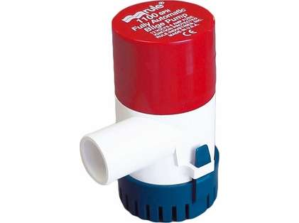 Rule 1100 Automatic 12v Electric Submersible Bilge Pump
